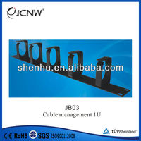 1U cable management,cable organizer
