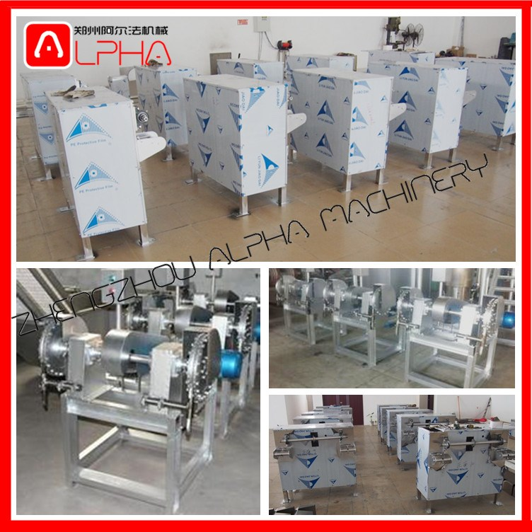 New Model Electric Coconut Shelling Machine/coconut grater machine