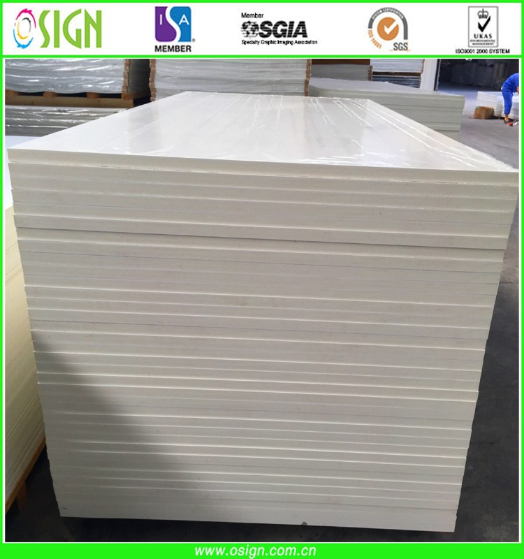 White sintra board material for sale