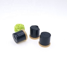 2019 high quality custom plastic 20mm flip off cap