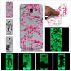 Patterned Fluorescence TPU Slim Phone Cases For Samsung Galaxy Garnd Prime G530 G530H Luminous Soft Silicon Phone Cover Case