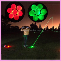 Factory Price Hot Sale Newest Led Light Up Golf Ball,Led Golf Ball,Led Glow Golf Balls