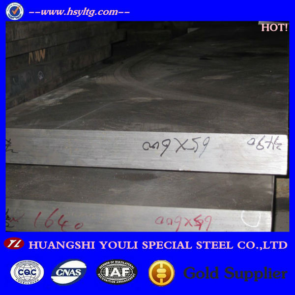 D2/H13 Tool steel , 1.2344, 4Cr5MoSiV1 special steel, forged steel