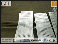 201 / 304 / 316 stainless steel or HDG durable fabricated steel grating