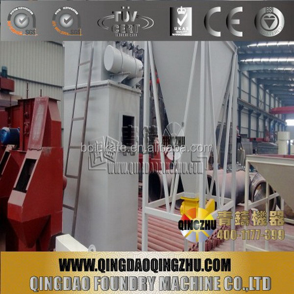 Super quality popular cement silo baghouse filter