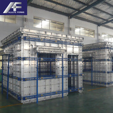 Professional formwork Manufacturers Aluminum Alloy Formwork For Construction