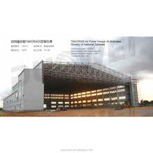 steel structure factory and workshop and warehouse with sandwich panel,duowei