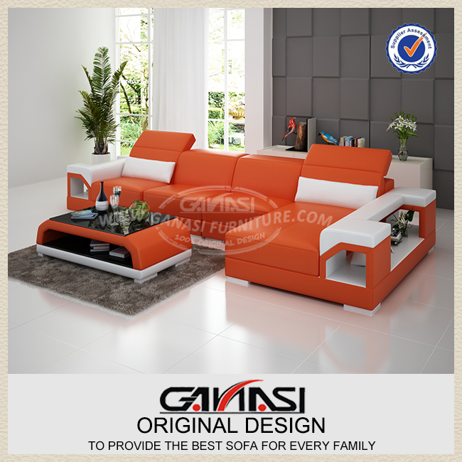 GANASI mobili,cheap leather sectional sofa,comfortable cheap corner sofas