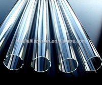 Clear pyrex Borosilicate Glass Tube