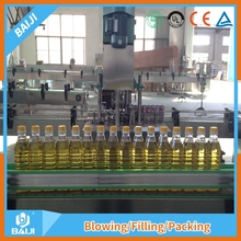 Professional sunflower seeds oil bottling line with long service life