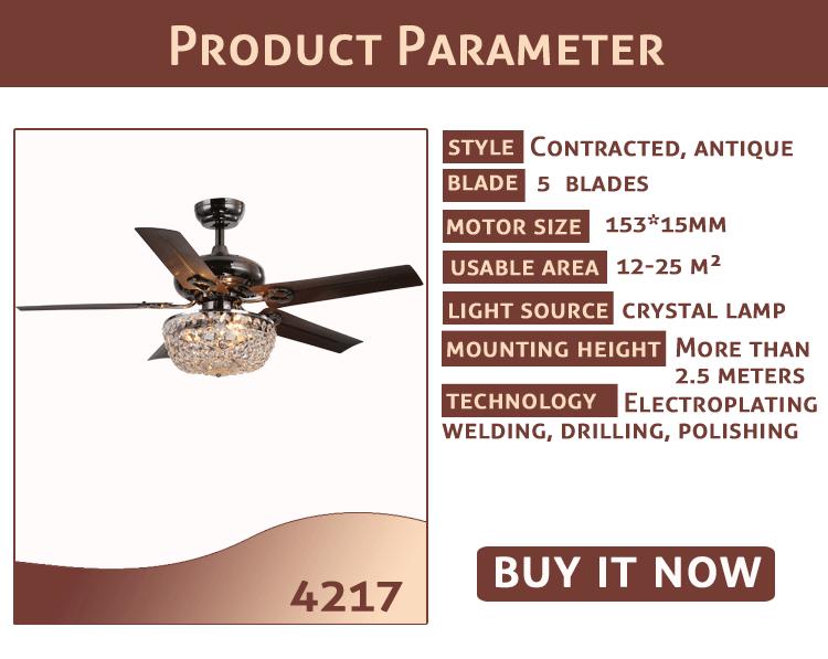 2016 Newest Ventilation Household Ceiling Fan
