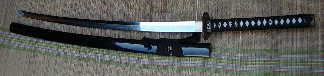 Handmade Custom Japanese Sword With Kobuse Lamintation Drop Shpping