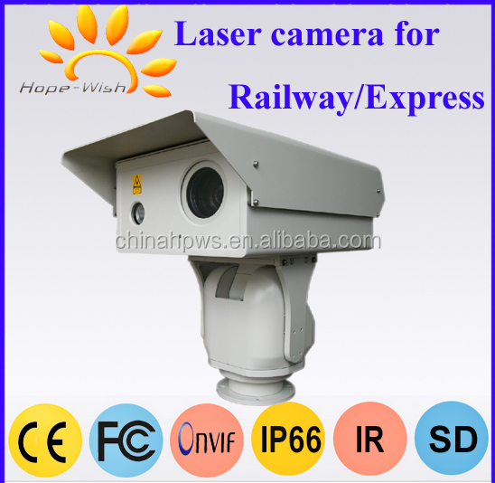 IR3KM Long Rang Laser IR Infrared Camera Highway monitor