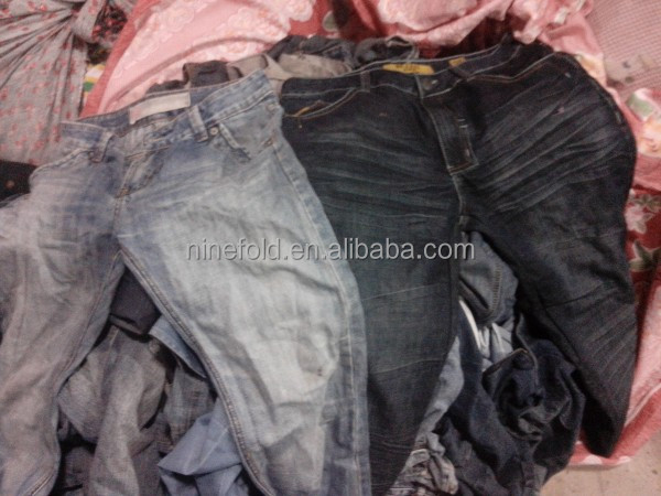 Shanghai good condition used clothing wholesale