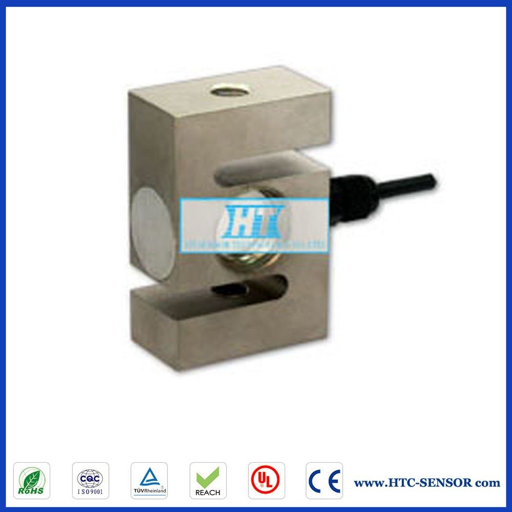 Chinese electronic crane scale or hopper hanging of S tension compression load cell sensor 5Ton