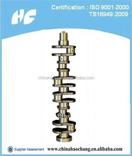 Hot selling China Made New Product OEM 6BT Pulley Crankshaft