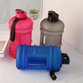 BPA free custom big capacity 2.2l gym fitness water bottle outdoor drinking