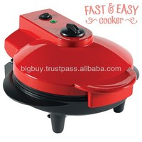 Fast & Easy Electric Grill With Double Cooking System
