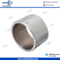 oil-retaining bimetallic bearing sintered guide bushing sleeve bearing bush