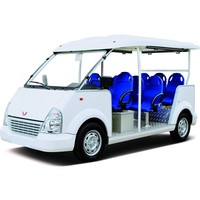 attractive price green power brand new 8 seats electric car for sale
