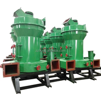 High Quality roller grinding mill machine active carbon raymond mill in sri lanka