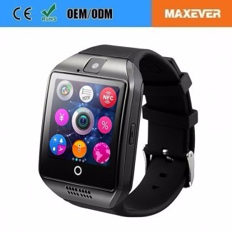 Bluetooth MTK6261 Touch Screen OEM Cheap Smart Watch U8