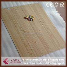 C&L natural oak wood grains 2.0mm pvc flooring