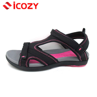 Summer fashion flat sport sandals for women