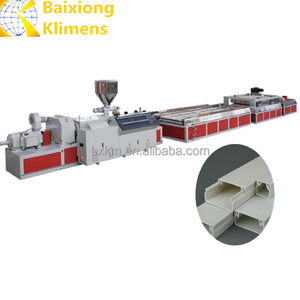 PVC Cable Trunking Making Machinery/Production Line