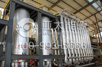 Oil Distillation Machine/Cooking oil Refining Plant/Edible oil refinery plant ISO&CE