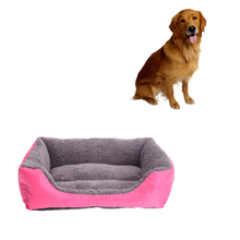 Fob Best Orthopedic Custom Oxford Plush Cat Beds Dog Bed Pet Sofa Dog Kennel