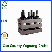 cheap wooden different types crates wholesale wood vintage wine crates for wine boxes