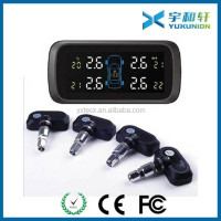 auto accessories internal digital pressure gauge car cigarette energy tpms