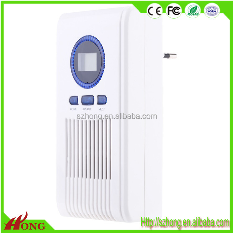 Factory Price Anion Ozone washroom <strong>Air</strong> Purifier Portable Battery Powered Ozone Generator