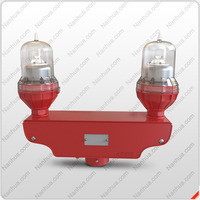LD810 twin aircraft warning lights/dual aircraft warning lights