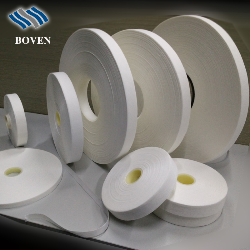 400M Long High Tensile Cleanroom Spunlace Non Woven Tape Roll Wiper Lithium Battery Cleaning Cloth  Customized size available
