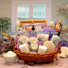 2014 Linyi gift basket boxes cheap wholesale with 100%handmade