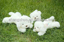 2013 hot sale soft plush dog toy for children