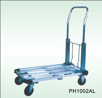 Aluminum power hand trolly PH1002AL