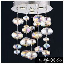 made in china ceramic luster glaze chandelier