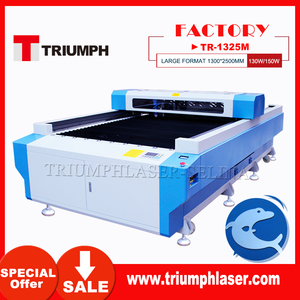 High quality non metal and sheet metal laser cutting machine 1325 for sale laser cutting acrylic wood