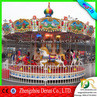 Video Available!!! Derun Rides Interesting Products 2016 Rocking Horse Carousel Horse For Sale