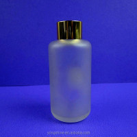 Vendor Supply 100ml High Tech Frosted Diffuser Glass Bottle wholesales