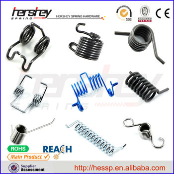 Custom steel adjustable garage door handle torsion spring on sale