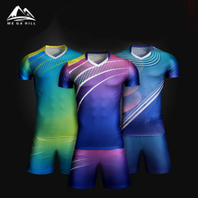 China professional custom latest design your own colors sublimation printed sleeveless mens beach volleyball uniforms jerseys