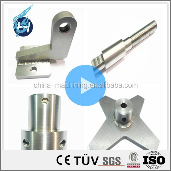 High quality CNC machining stainless steel,brass,aluminum alloy,titanium parts