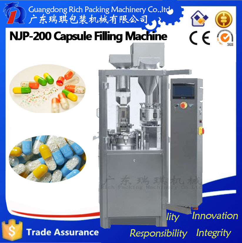 Best Price Fully Automatic Capsule Filling Machine