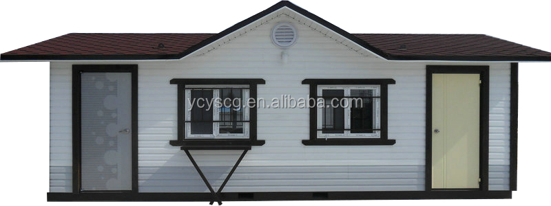 New design&CE certificated prefabricated house