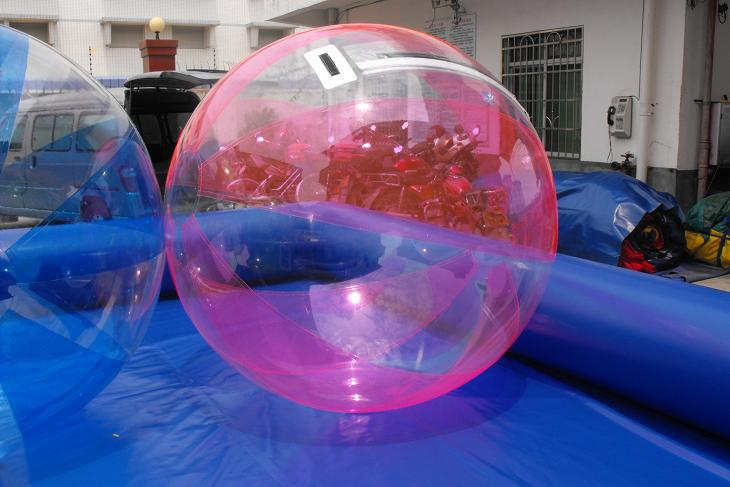 Factory Crazy TPU Inflatable Zorb Ball Beach Jump Bumper Ball For Adults And Kids
