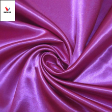 good quality customized cheap price polyester crepe satin fabric for decoration